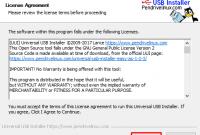 Bootable Kali Linux dengan USB Flashdisk