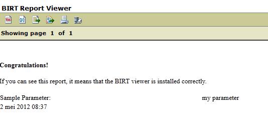 birt-report-viewer