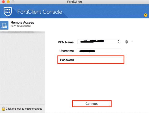 login isi password